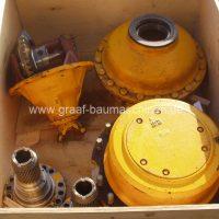 Ersatzteile Achse für Radlader JCB 436