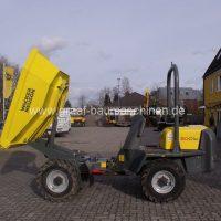 Raddumper Wacker Neuson 3001