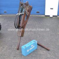Hydraulikhammer Krupp HM 140