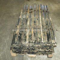 Neue 600 mm 3 Steg Bodenplatten 86 Stück
