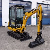 Minibagger JCB 8020 CTS hydr. Powertilt SWE MS-01