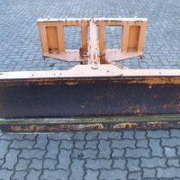 Schneeschild 1.800 mm JCB/Bobcat mech. Schwenkbar