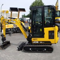 Minibagger JCB 19C-1 hydr. Powertilt MS-01