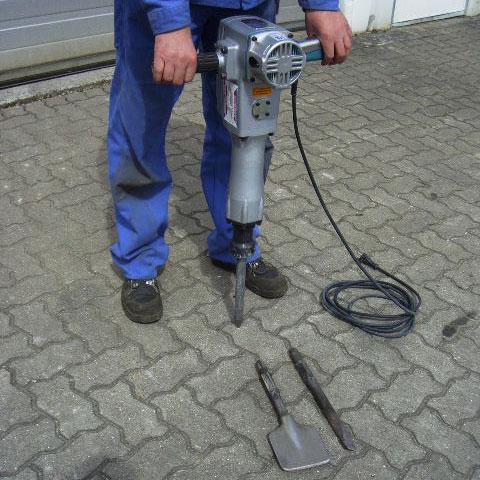 Aufbruchhammer Makita 22 kg