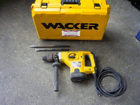 Aufbruchhammer Wacker 6 kg