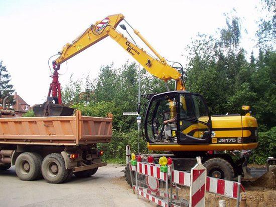 Gräper-Bau GmbH Straßen- und Tiefbau