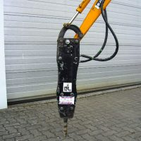 Hydraulikhammer 100 Kg
