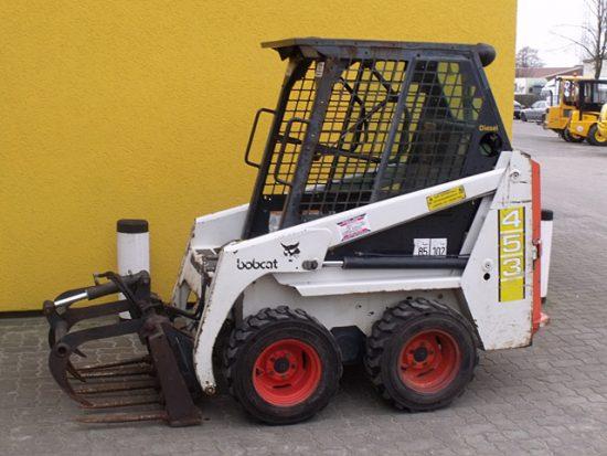 Kompaktlader Bobcat 453