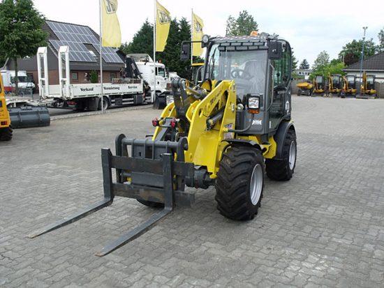 Radlader Weidemann 2070 CX50