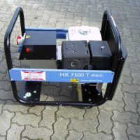 Stromaggregat HX 7500