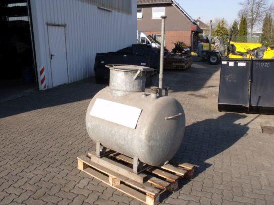 verzinkter Tank 200 l