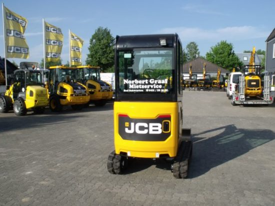 MinibaggerJCB 16C-1