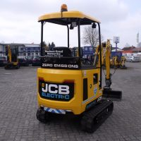 Minibagger JCB 19C-1E-TEC Null Emission !