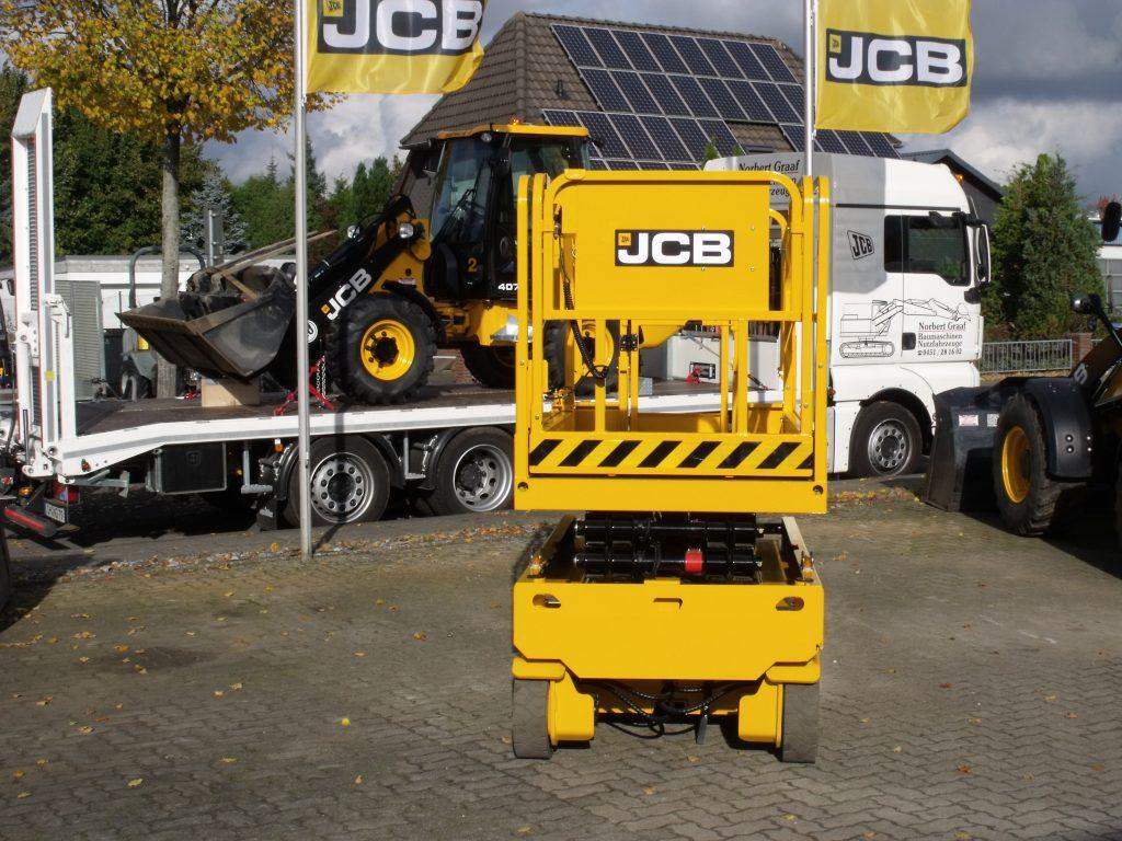 JCB Scherenbühne S2046E