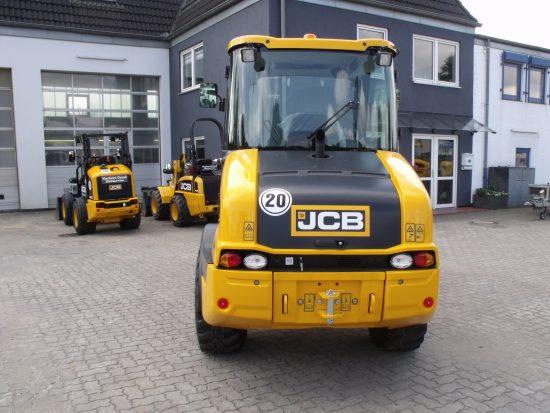 Radlader JCB 407 Stage V